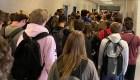 Estudiante preocupada por covid-19 fue sancionada porpublicar fotos