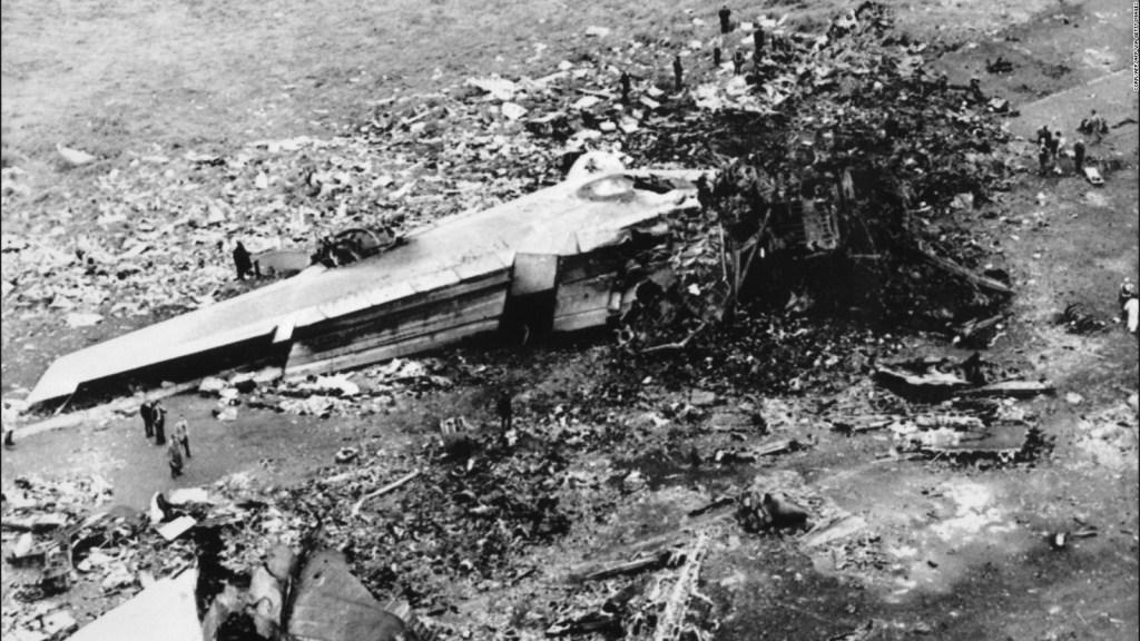 Los peores accidentes en vuelos comerciales