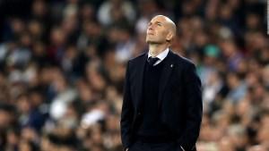 Zidane, orgulloso de la temporada del Real Madrid