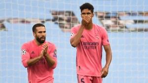 Varane se siente culpable de la eliminación del Real Madrid
