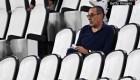 Los números que dejó Maurizio Sarri como entrenador de la Juventus
