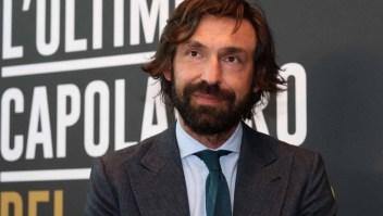 Sorpresa en la Juventus: Pirlo es el nuevo entrenador