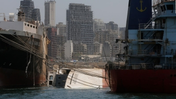 Beirut: la explosión en primera persona