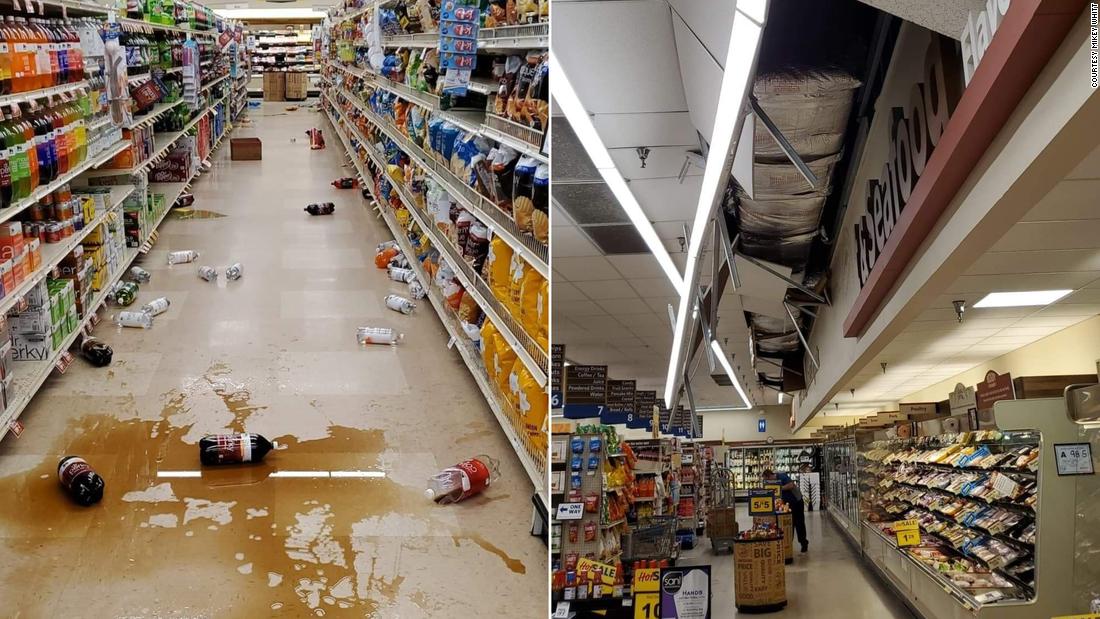 Temblor de magnitud 5,1 sacude Carolina del Norte; el más fuerte en 94 años