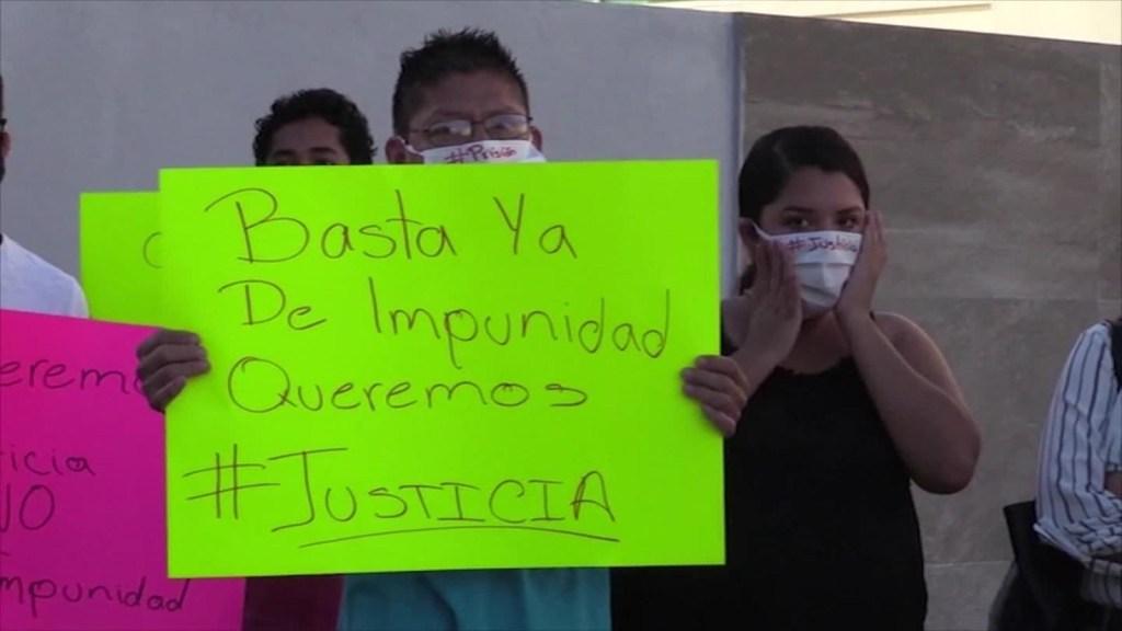 México protesta por caso de tráfico de personas