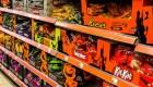 Adelantan temporada de dulces de Halloween en EE.UU.