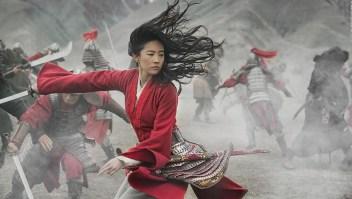 """La estrategia de Disney detrás del estreno de """"Mulan"""""""