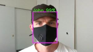 Compañías buscan reconocimiento facial centrado en los ojos