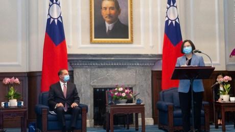 Taiwán: acercamiento con EE.UU. y denuncia contra China
