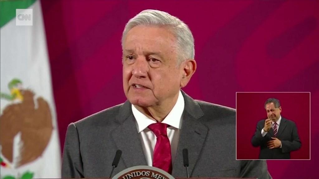 AMLO dice que México sí era un narcoestado