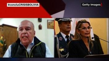 Candidatura de Áñez a la presidencia de Bolivia: ¿error o acierto?