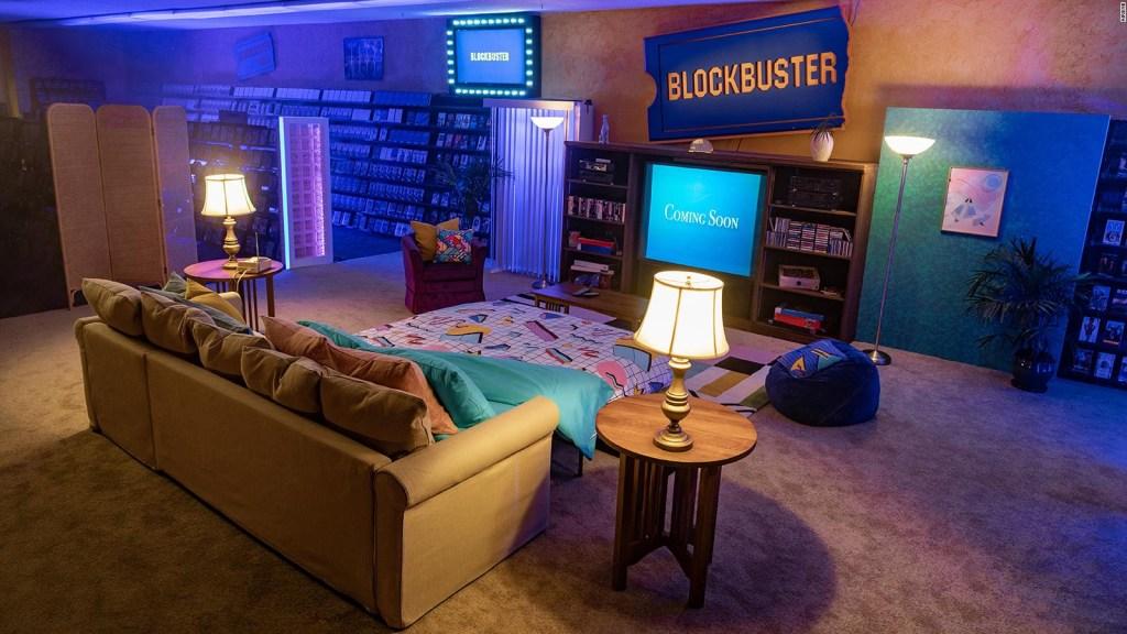 El último Blockbuster del mundo está en Airbnb