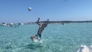 Las mejores acrobacias de Zlatan Ibrahimovich