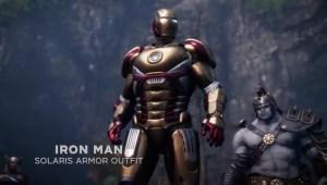 Avengers llegan a Playstation