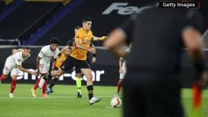 Europa League: Raúl Jiménez falla penal que elimina al 'Wolves'