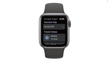 Google Maps regresa al Apple Watch