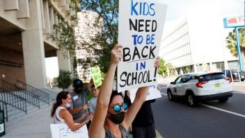 ¿Enviaría a sus hijos a la escuela en EE.UU.?