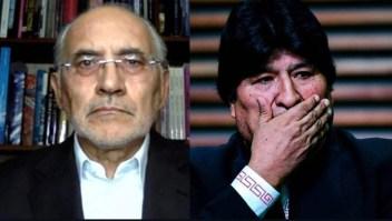 El mensaje de Carlos Mesa a Evo Morales y a Luis Arce