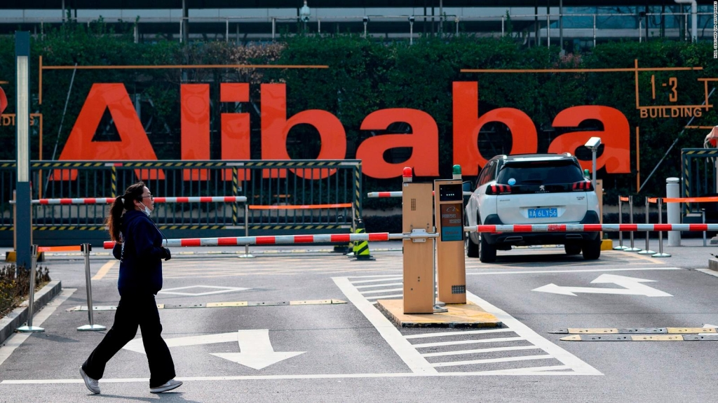 US can target Chinese company Alibaba