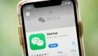 La prohibición de WeChat afectaría a compañías de EE.UU.