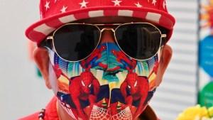 Usar o no usar mascarilla: el debate en EE.UU.
