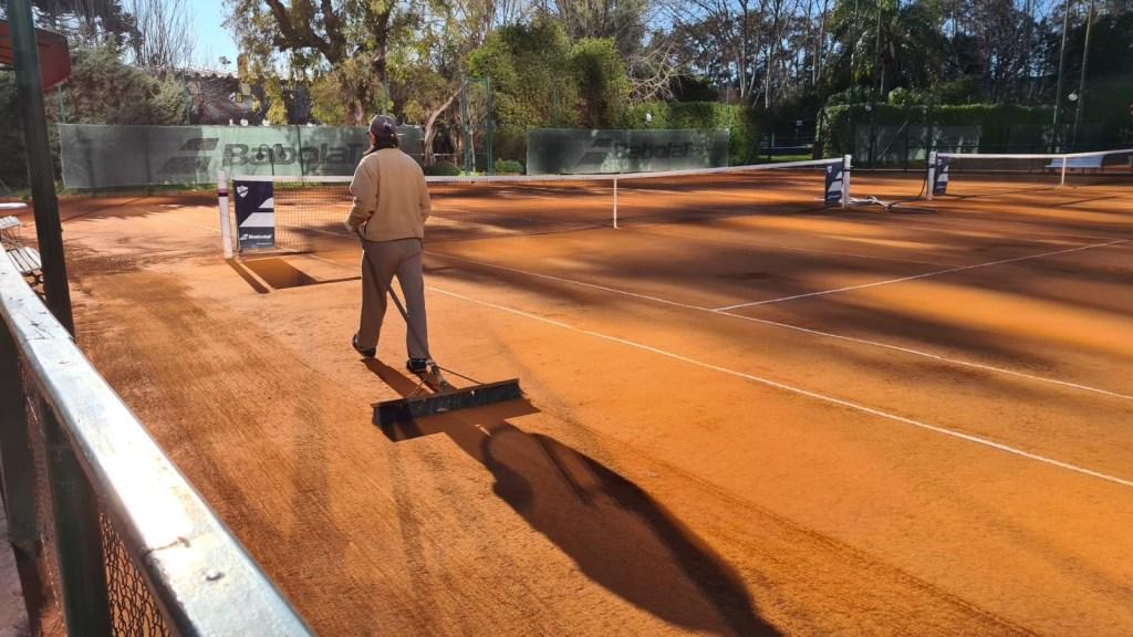Los tenistas quieren volver a practicar en Buenos Aires