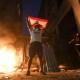 Manifestantes y fuerzas de seguridad se enfrentan en Beirut