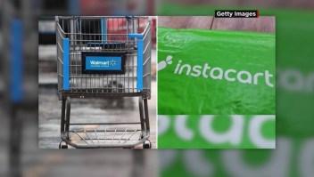 Instacart y Walmart unen fuerzas para competir con Amazon