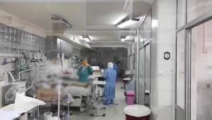 Medico en Bolivia: Es critica nuestra situación, no tenemos oxigeno