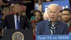 Las herramientas de Trump para sacar ventaja a Biden