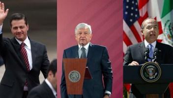 AMLO: Peña y Calderón deben declarar en el caso Lozoya