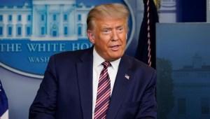 Se nubla el horizonte politico de Trump