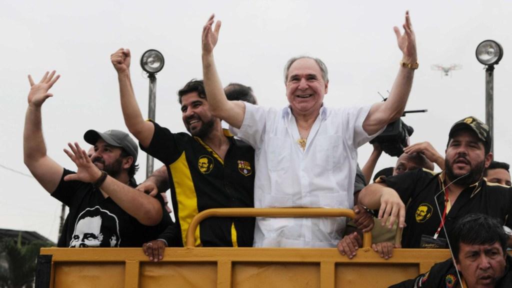 "Dalo Bucaram: ""La vida de mi padre corre peligro en Ecuador"""