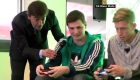 "Franco Colagrossi, el ""gamer"" de River Plate"