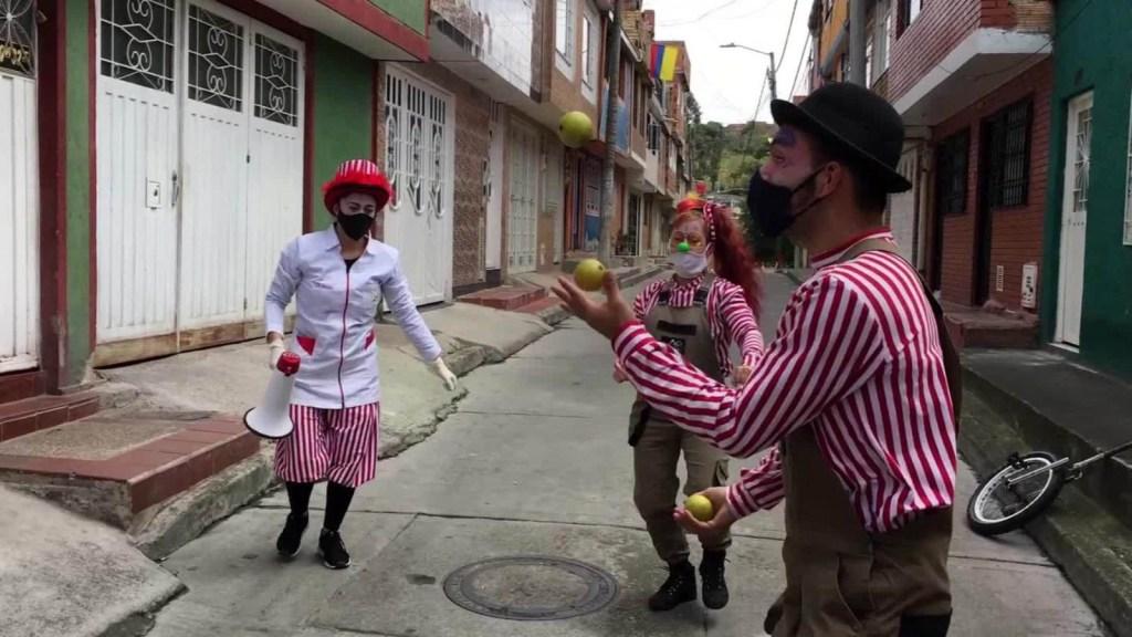 Colombia: iniciativas solidarias en tiempos de pandemia