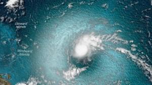 La tormenta tropical Josephine se forma en el Atlántico