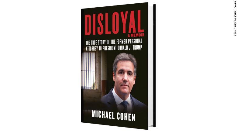 Michael Cohen ofrece un vistazo de su próximo libro sobre Trump