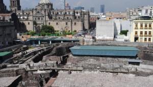 Seis hallazgos arqueológicos bajo la Ciudad de México