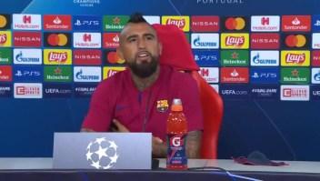 """Arturo Vidal: """"el Bayern es favorito en todos lados, estuve ahí"""""""