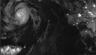 Impactantes imágenes por la NASA del huracán Elida