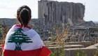 """Sobreviviente de explosión en Beirut: """"Es lo más fuerte que ha vivido mi generación"""""""
