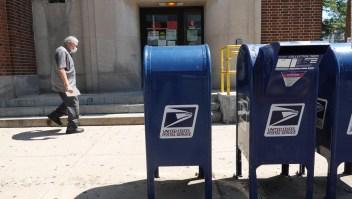Trump y la polémica por el voto por correo y el Servicio Postal