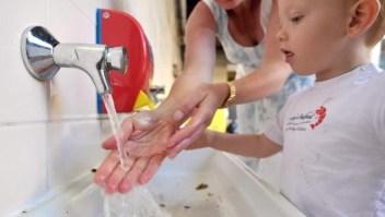 584 millones de niños no tienen agua potable en escuelas