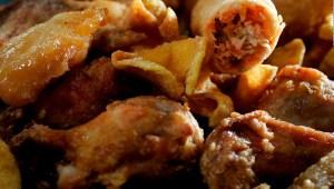 Alitas de pollo dan positivo por covid-19