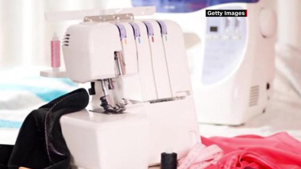 Se dispara demanda de máquinas de coser por la pandemia