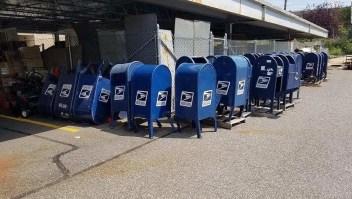 EE.UU. advierte posible retraso en votación mediante correo