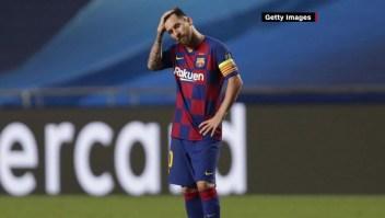 El Barcelona de Messi fracasa y el potente Bayern brilla