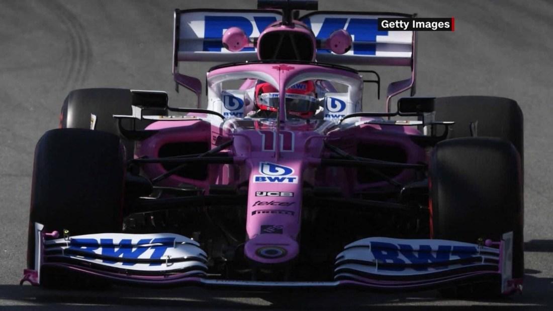 F1: Así le fue al Checo Pérez en su regreso a las pistas
