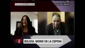 """Dra. Pérez: """"Don Mario murió conociendo a sus victimarios"""""""