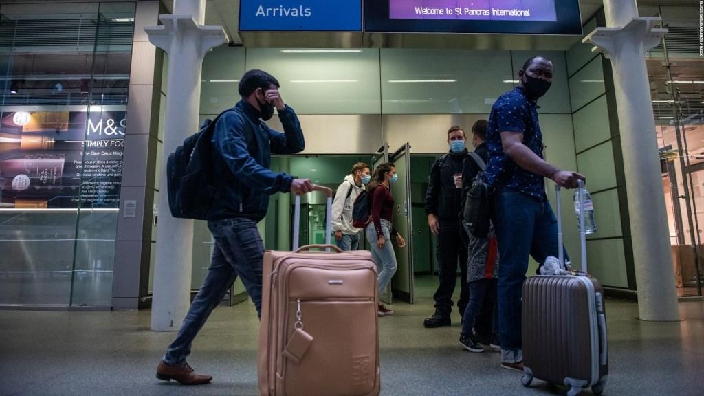 Cierre de fronteras y otras restricciones vuelven a varios países de Europa debido a los rebrotes de covid-19